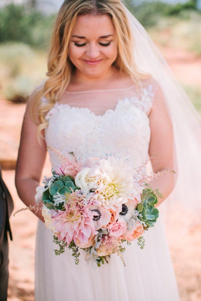 4. Paradise-Bennett Bride