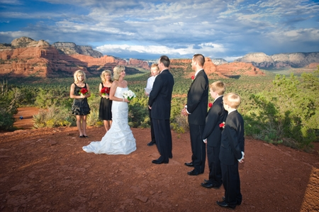 Sedona Wedding Venues.Sedona Weddings Romantic Affordable Weddings In Sedona Az